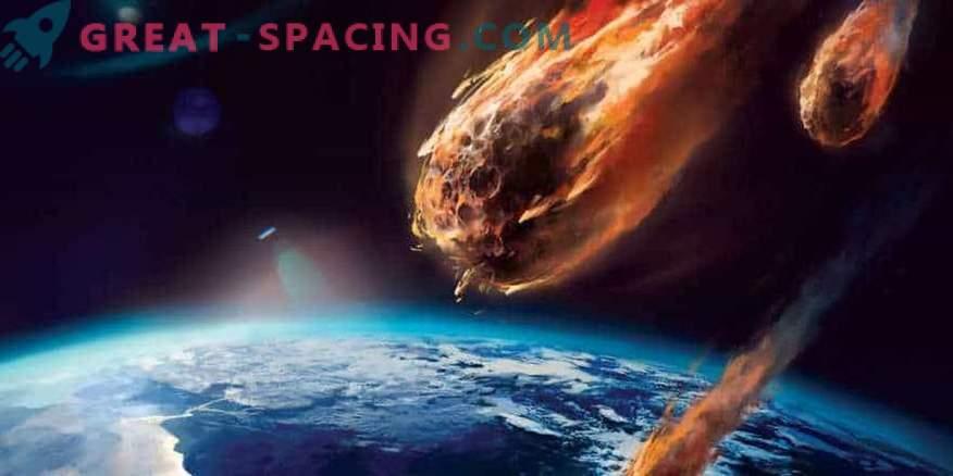 Über der Erde bedroht? Werden wir den Asteroidenflug im Jahr 2028 überleben?