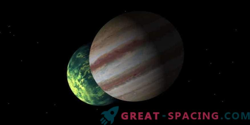 Gas giants around evolving stars