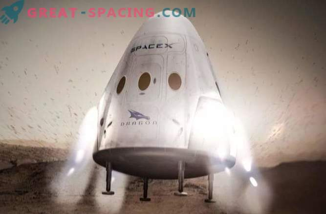 Max: SpaceX will be able to launch people to Mars in 8 years