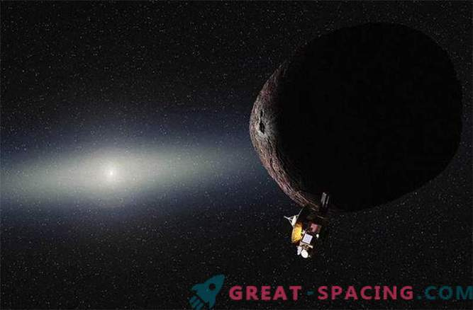 Mission New Horizons on the way to the new Kuiper Belt object