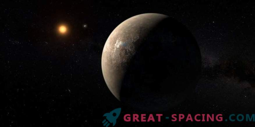 Exoplanet Proxima Centauri b is considered habitable with a probability of 87%