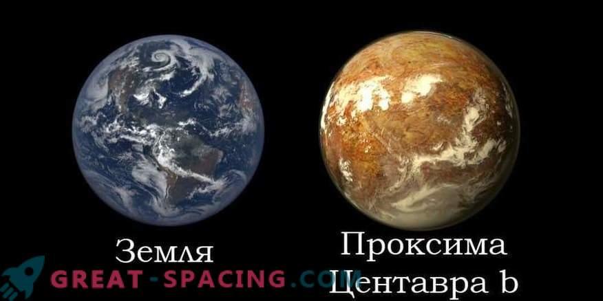 Exoplanet Proxima Centauri b peetakse elavaks 87% tõenäosusega