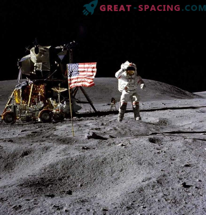The legendary astronaut John Young died