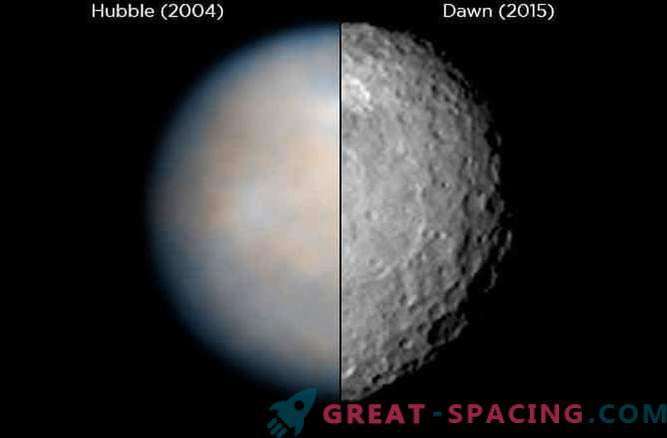 Our dwarf planets in focus