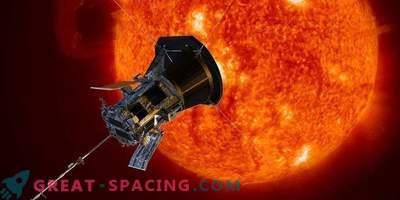 NASA directs the apparatus to the Sun