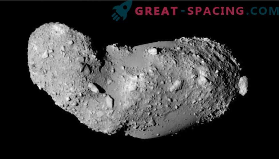 Quest will reveal the secrets of the asteroid before the visit of the Japanese spacecraft