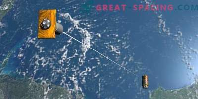 Japan is ready to test the space scavenger