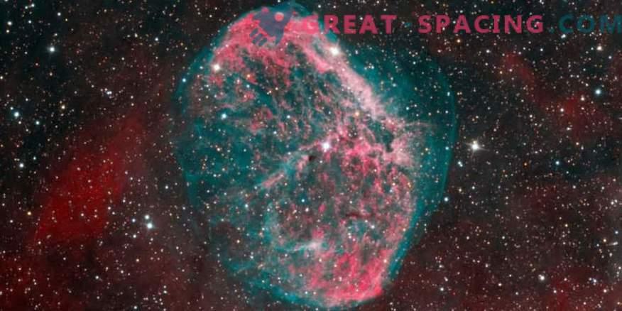 Image: Crescent Nebula