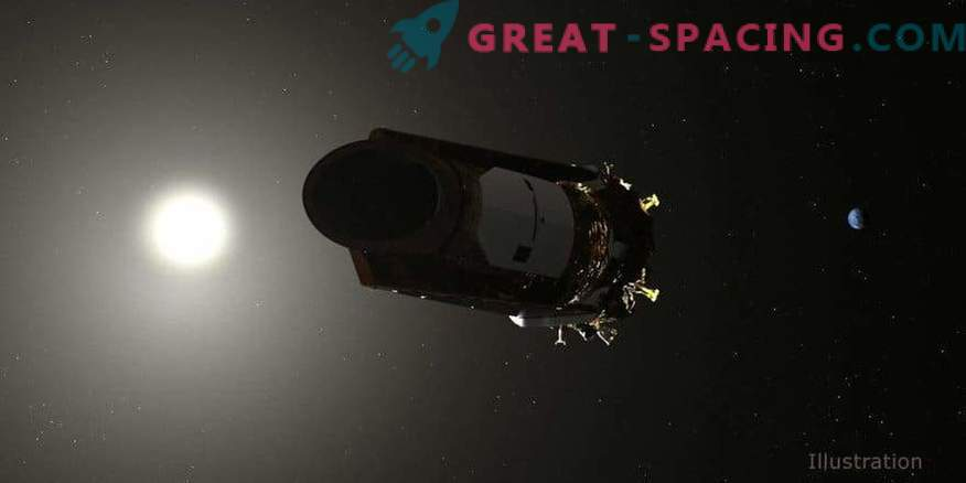 Latest commands for the legendary Kepler Space Telescope