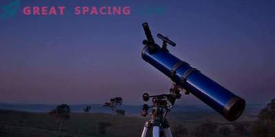Discover the beauty of the universe with a new telescope