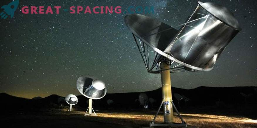 For the first time, we tested a reliable method of searching for extraterrestrial life