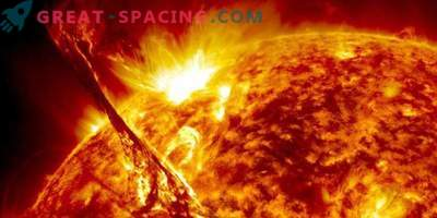 Full life cycle of solar flares