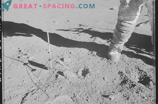 Apollo Landing - 14 to the moon. Forgotten photos