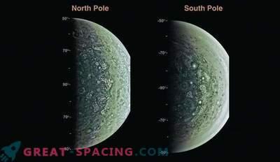 Juno provides first information about Jupiter