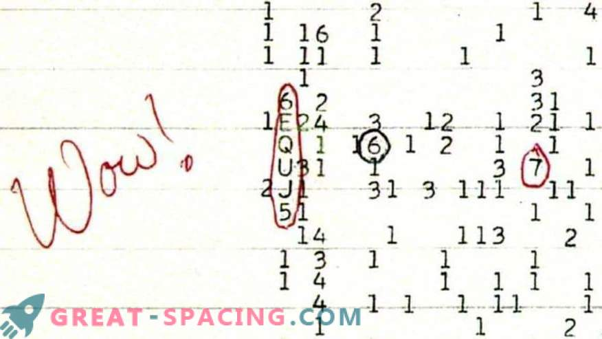 Could SETI scientists get an alien signal in 1977