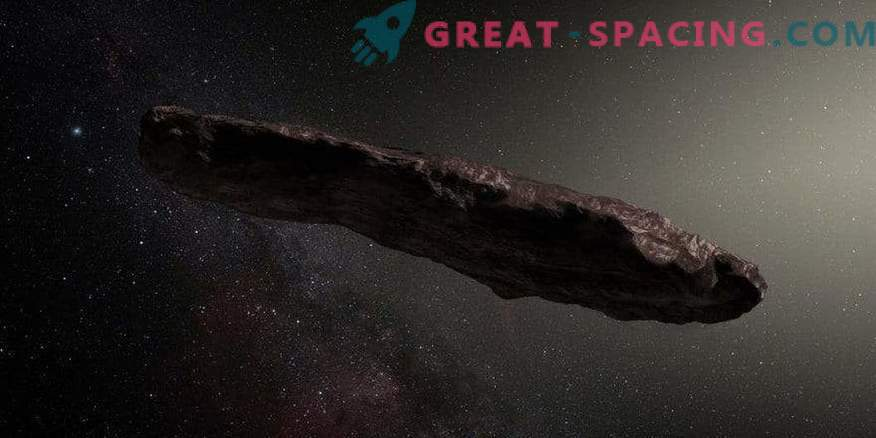 No alien signals from a cigar-shaped asteroid