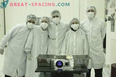 The tiny ASTERIA satellite reaches the first breakthrough