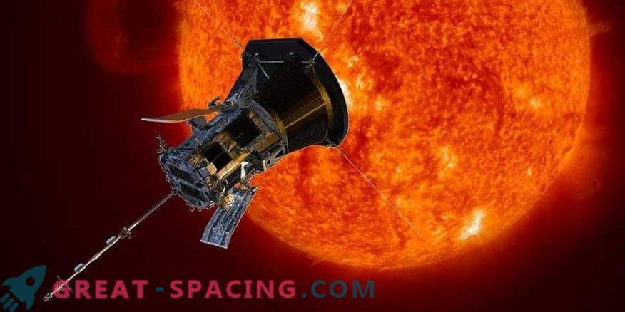 Solar probe Parker functions perfectly after close flight to a star