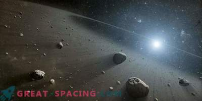 Creation of dust in evolutionary exoplanetary systems