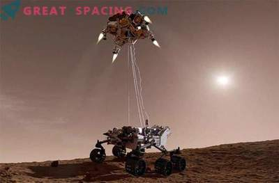 Mars 2020: Where we will look for extraterrestrial civilizations: Photo