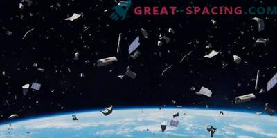 Space debris cleaning and on-orbit refueling: European mission broadens objectives