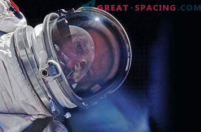 J.L. Pickering presented a new book of space photos