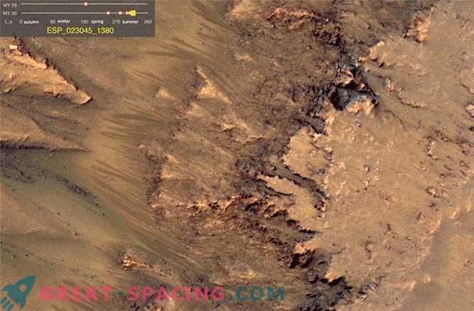Salt water flows on Mars: what next?