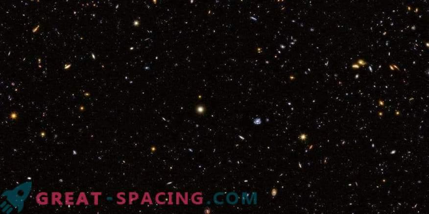 Hubble's Deep Southern Field