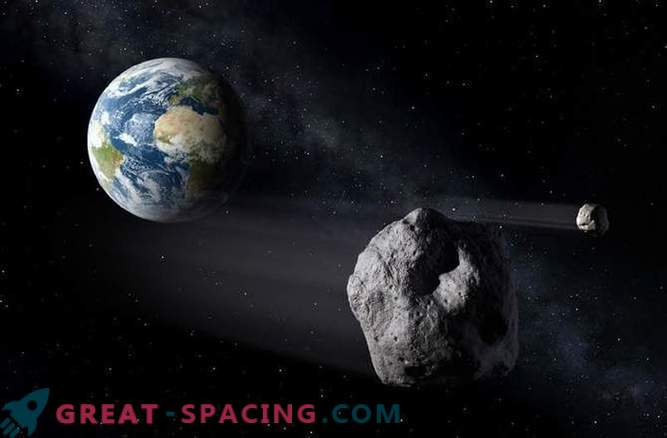 An amazingly large asteroid will fly very close to Earth on Halloween