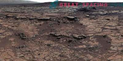 Curiosity discovered something strange in the Martian atmosphere
