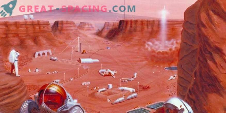 The moon will become a testing ground for testing future Martian robots