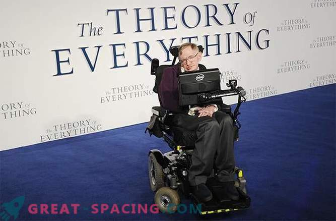 This is how Stephen Hawking thinks