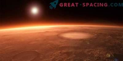 Neue Technologie der Suche nach dem Leben des Mars