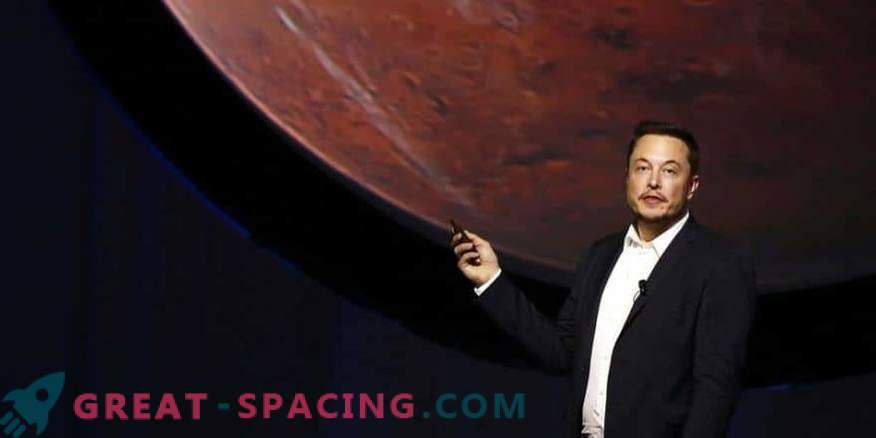 Humanity must fight for survival in other worlds! On this insists Ilon Musk