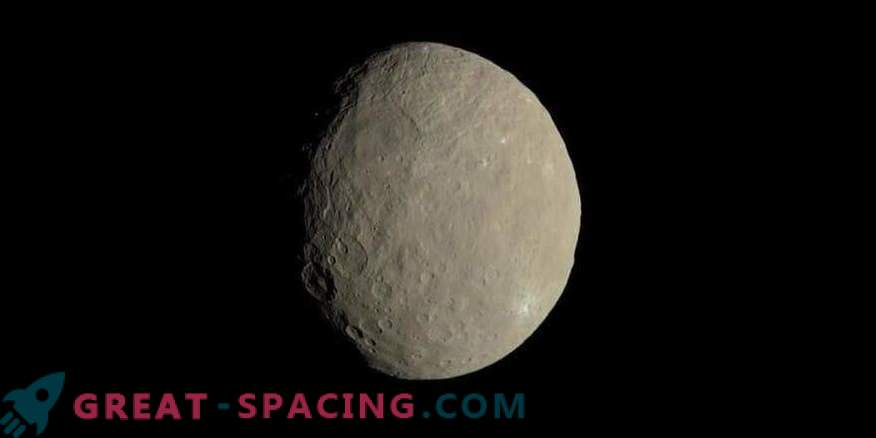 Ceres: the largest asteroid and the smallest dwarf planet