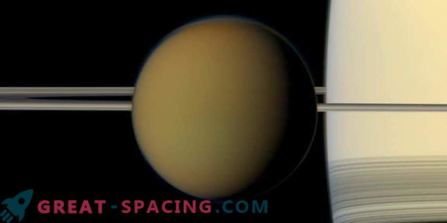 New information about the mysterious atmosphere of Titan