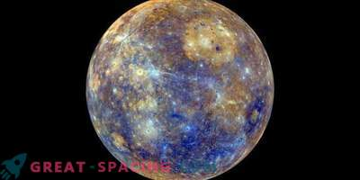The poles of Mercury are cooler than was thought