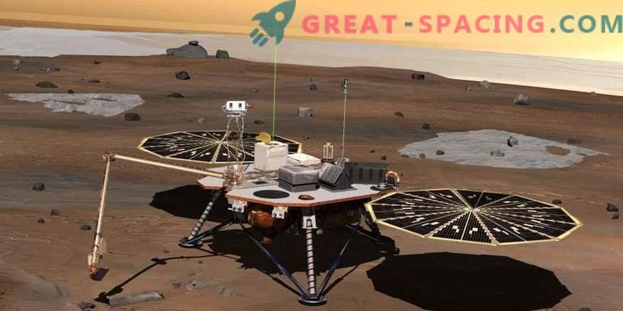 New look at the Phoenix landing site