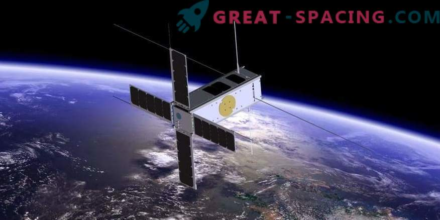 Angola lost its first satellite