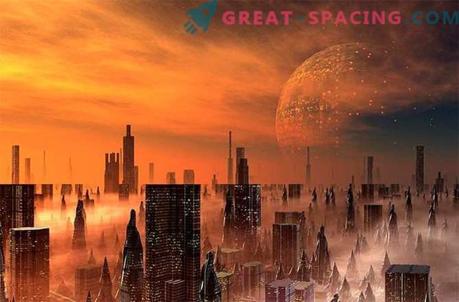 In search of super developed civilizations