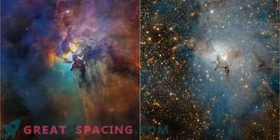 Due revisioni di Hubble su un asilo nido