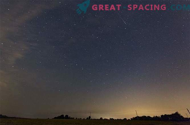 Space Fireworks: Perseids Meteor Shower 2015