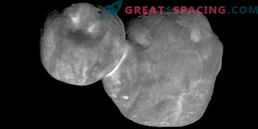 Stunning view of Ultima Thule