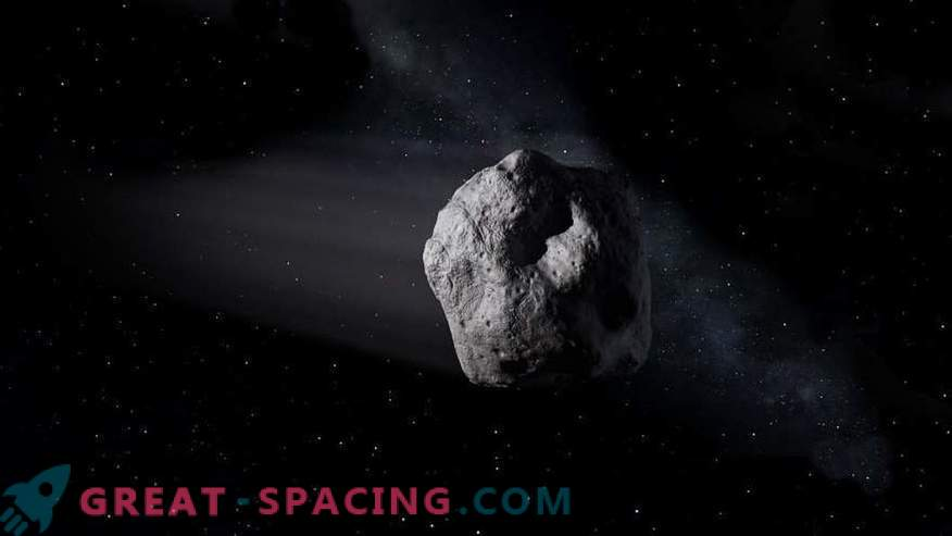 NASA is looking for an asteroid for a manned expedition
