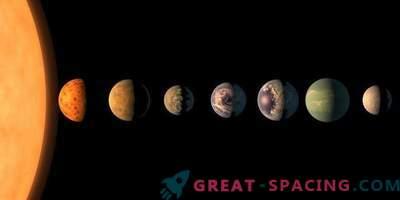 Uus päikesesüsteem võib olla elu allikas