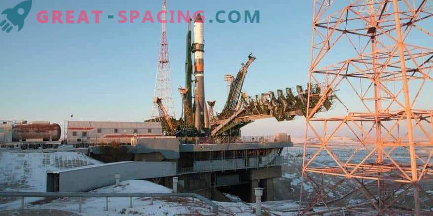 Restart of the Russian cargo ship