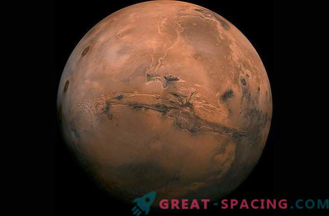 Mars 2030: Explore your Red Planet