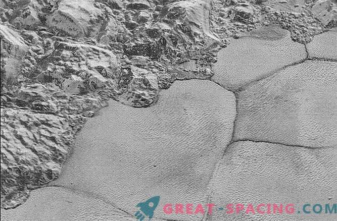 Young at heart: Pluto's ice is only 10 million years old