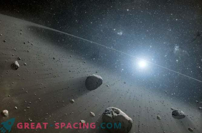 Can we turn asteroids into space ships?