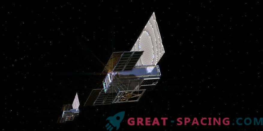 Tiny satellites head to Mars for an important test